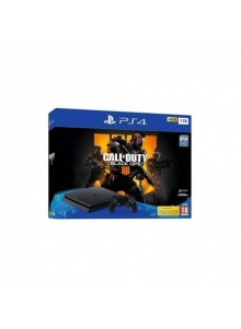 Consola PS4 Slim 1TB + Jogo Call Of Duty: Black Ops 4 Standard Edition