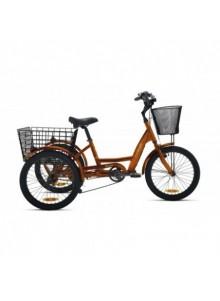 Bicicleta de cidade Coluer Cargolux