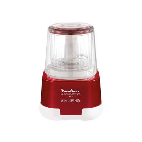 MOULINEX PICADORA RED RUBY 1,2,3