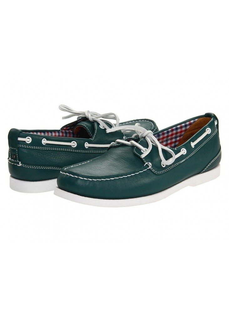 Rockport 2 EYE BOAT DEEP TEAL