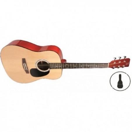 Guitarra Acústica QGA-16 GB