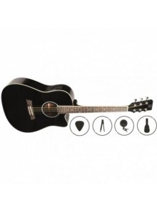 Guitarra Electroacustica QGA-51CE