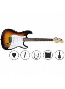 Guitarra Eléctrica QGE-15