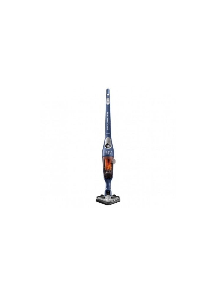 ROWENTA ASPIRADOR  VERTICAL S/FIOS AIR FORCE 24V AZUL