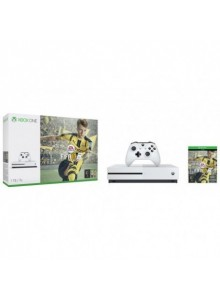 Microsoft Xbox One S + FIFA17 Special Edition