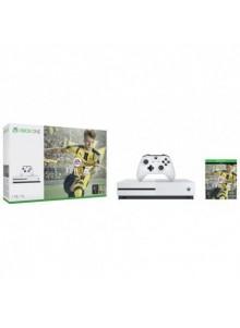 Microsoft Xbox One S + FIFA17 Special Edition