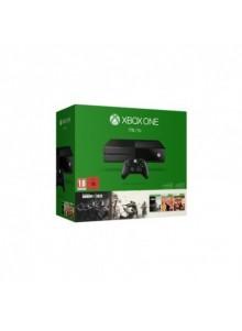 Microsoft Xbox One 1TB + Rainbow Six Siege