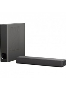 SONY COLUNA SOUND BAR MINI + SUBWOOFER 2.1 WI-FI BLUETOOTH