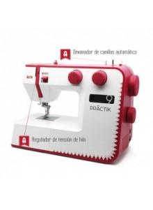 Maquinas de coser Alfa  PRACTIK 9