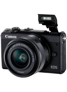 Canon EOS M100 Black M15-45 S