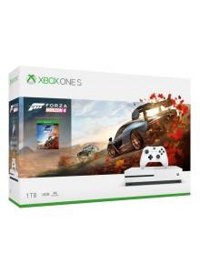 Xbox One S 1TB + Hobbs (Forza Horizon 4) - 234-00560
