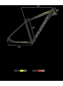 "Bicicleta ELITE 29"" 4.0"