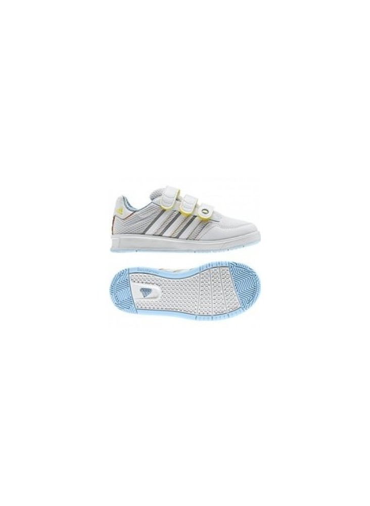ADIDAS LK Trainer 4 mesh C - branco / azul a