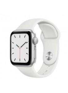 Smartwatch Apple Watch SE 44mm Silver White Sport